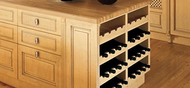 Muebles vinotecas artesanales tienda online especializada - Vinotecas de madera ...