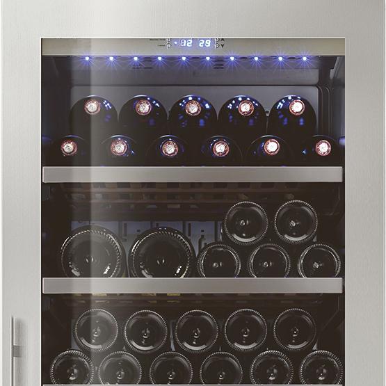 Vinoteca Caveplus CPS 164 1T Detalle