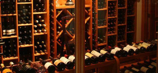 Vinotecas r sticas madera tienda online especializada - Vinotecas de madera ...