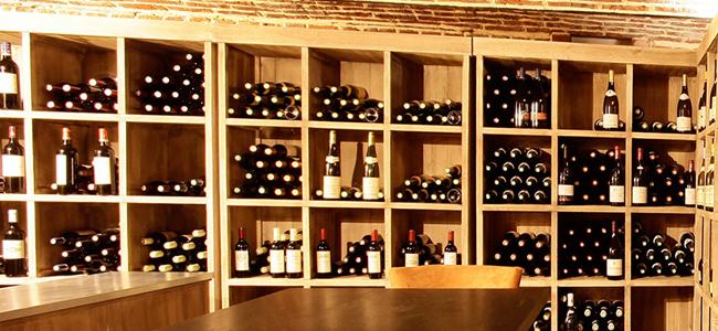 Fotos vinotecas madera tienda online especializada - Fotos de vinotecas ...