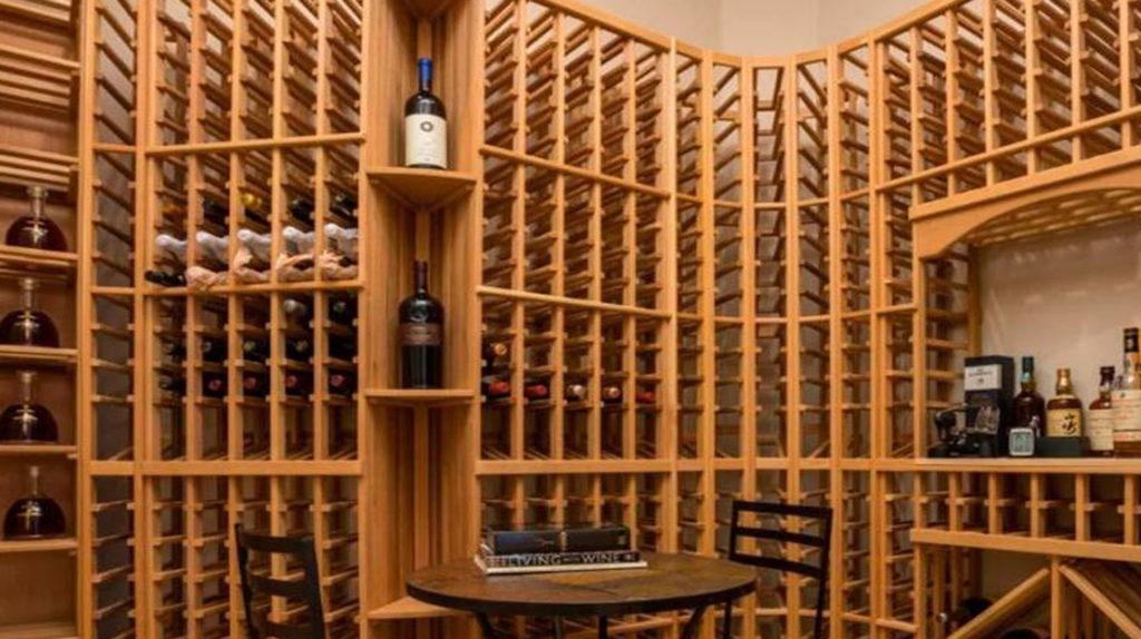 armarios de vino a medida