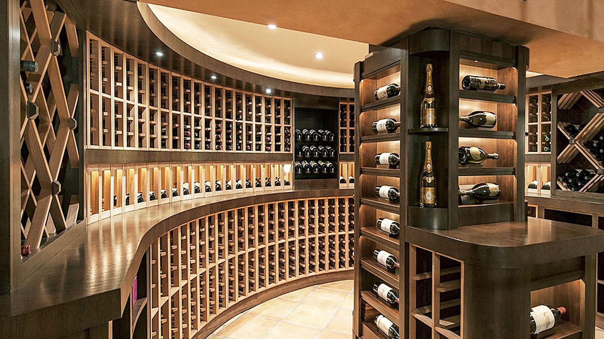 Cava de vinos a medida comprar vinotecas online caveplus - Cavas de vinos para casa ...