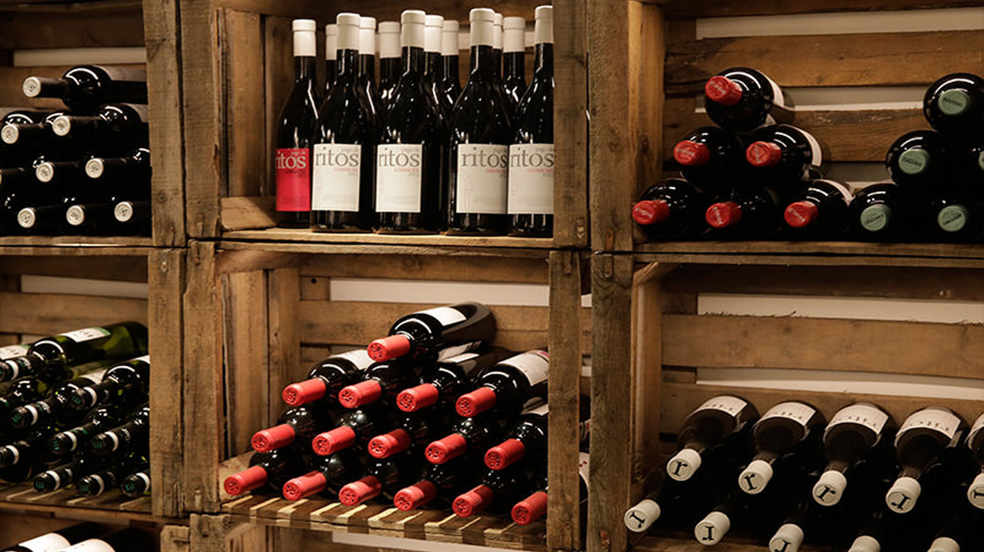 cavas para vinos a medida
