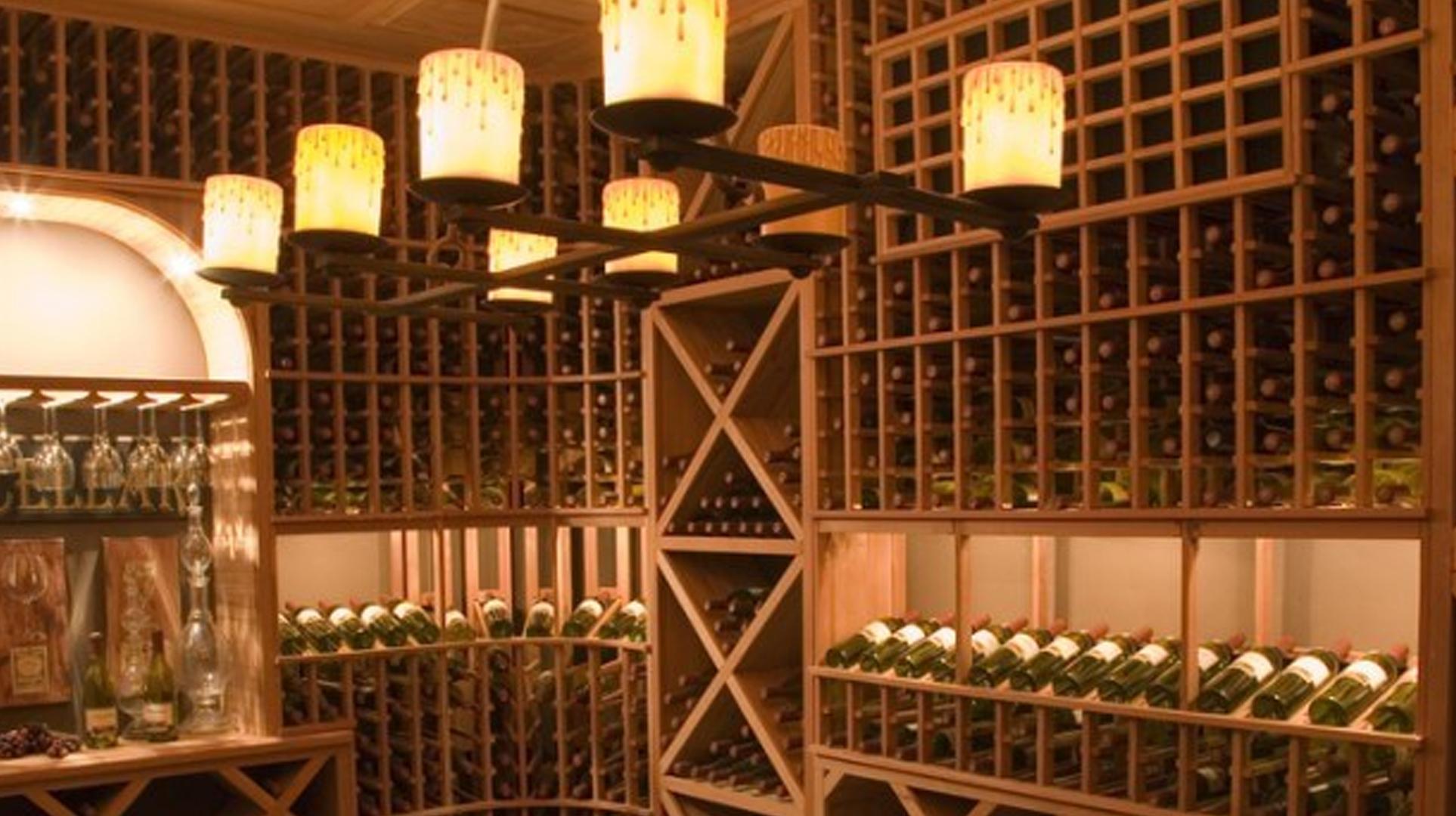 Muebles de vino beautiful armario para vino with muebles - Muebles para vino ...