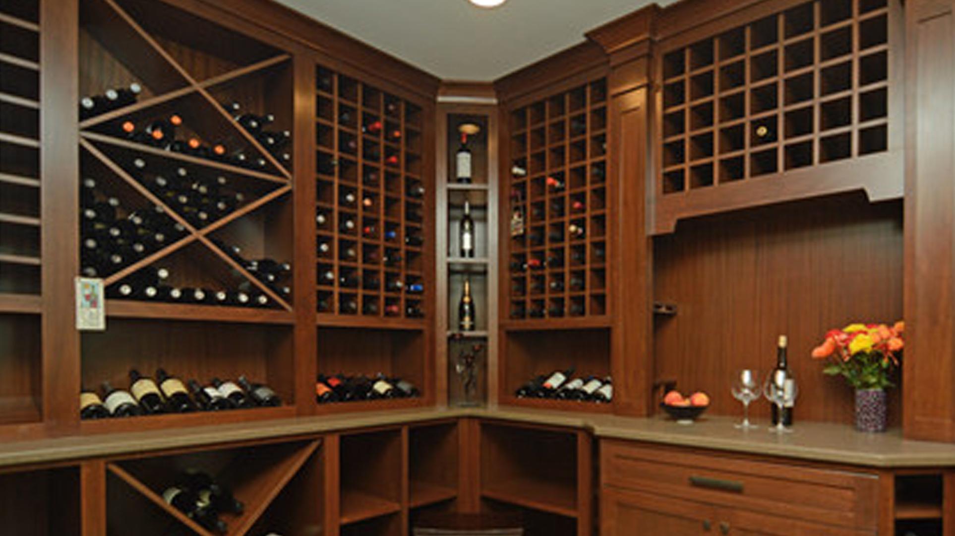 Muebles de bodega para vinos a medida y personalizados - Muebles para bodega ...