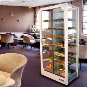 Mueble para vinos muebles para quesos muebles para jamones - Vitrina a medida ...
