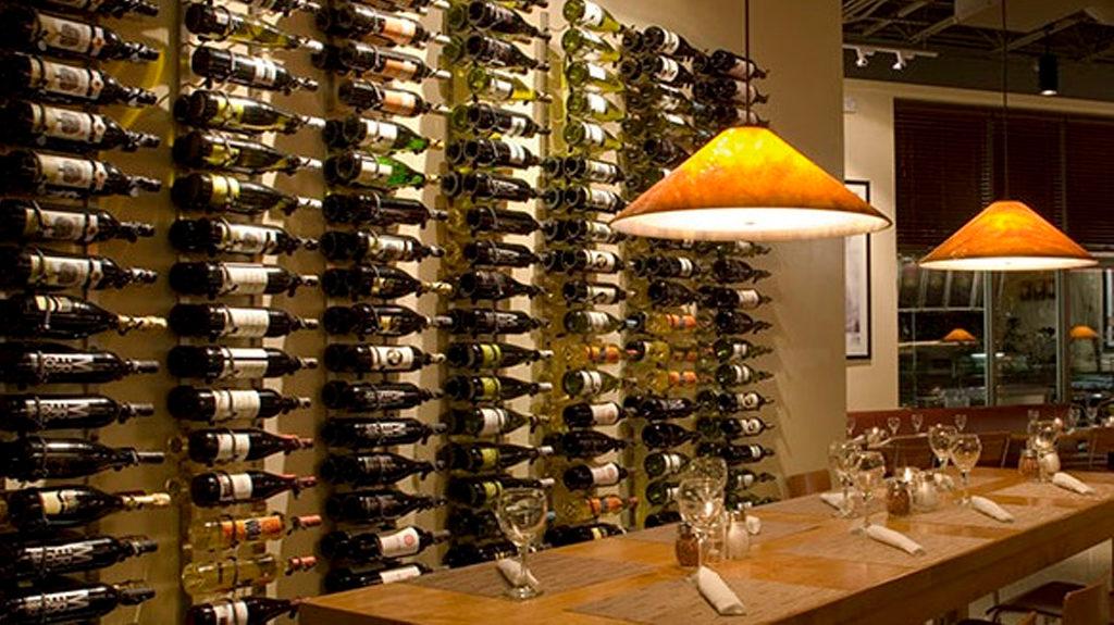 botelleros para vino