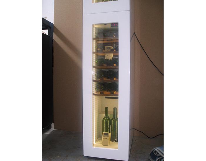 vinoteca a medida 2 temperaturas espacio magnum 18