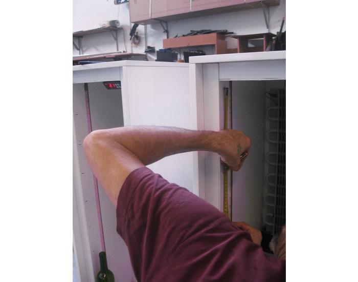vinoteca a medida 2 temperaturas espacio magnum 3