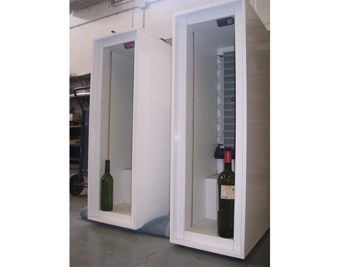 vinoteca a medida 2 temperaturas espacio magnum 6