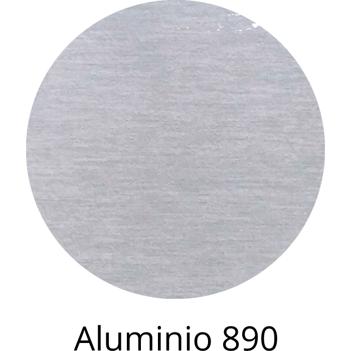 aluminio 890