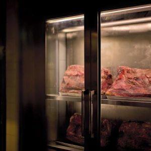 cámaras para madurar carne